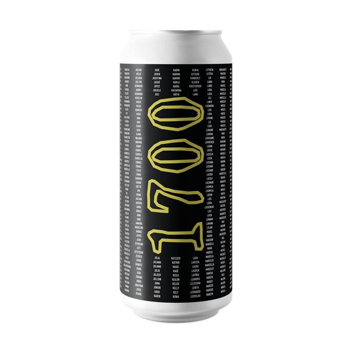 Cerveja Implicantes 1700, 473ml