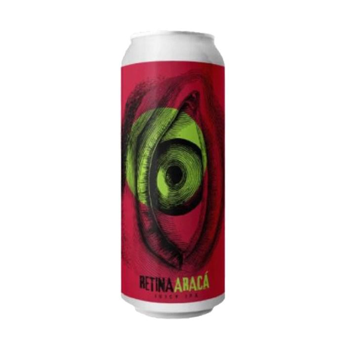Cerveja Infected Retina Araçá, 473ml
