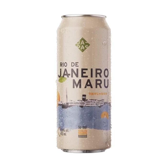 Cerveja Japas Rio de Janeiro Maru, 473ml