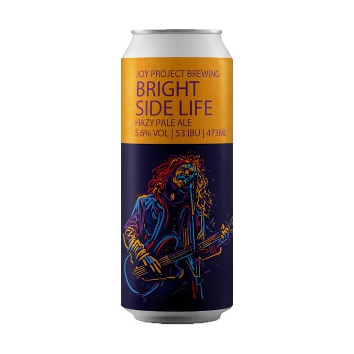 Cerveja Joy Project Bright Side Life, 473ml