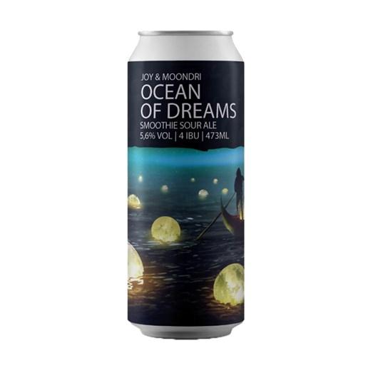 Cerveja Joy Project e Moondri Ocean of Dreams, 473ml