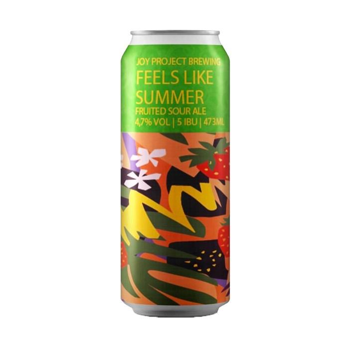 Cerveja Joy Project Feel Like Summer, 473ml