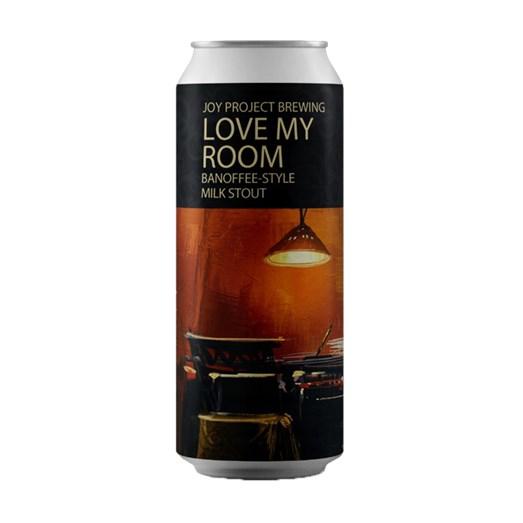 Cerveja Joy Project Love My Room, 473ml