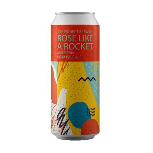 Cerveja Joy Project Rose Like a Rocket, 473ml