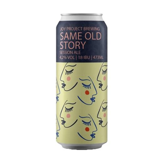 Cerveja Joy Project Same Old Story, 473ml