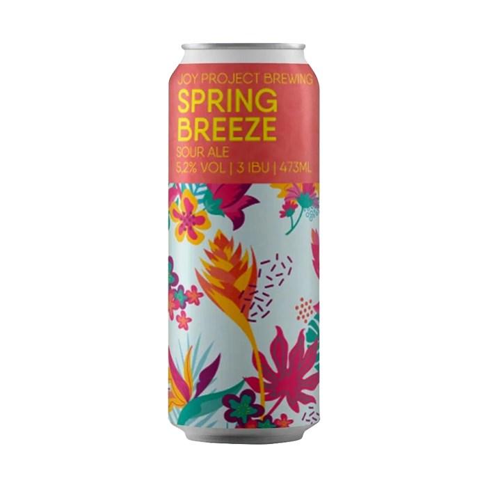 Cerveja Joy Project Spring Breeze, 473ml