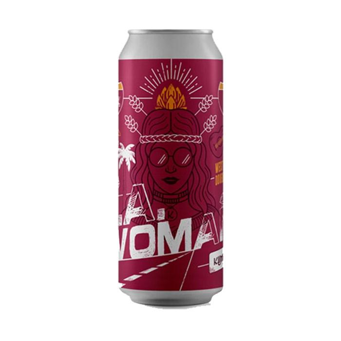 Cerveja Kumpel L.A. Woman, 473ml