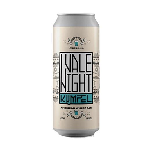Cerveja Kumpel Vale Night, 500ml