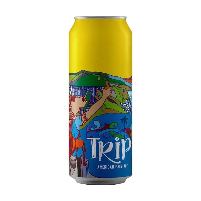 Cerveja Labirinto Trip, 473ml