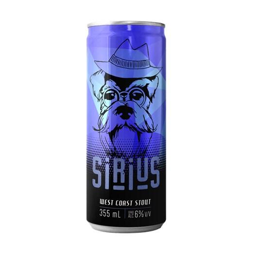 Cerveja Latido Sirius, 355ml