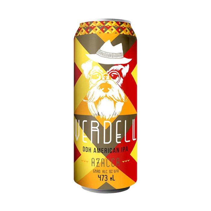 Cerveja Latido Verdell Azacca, 473ml