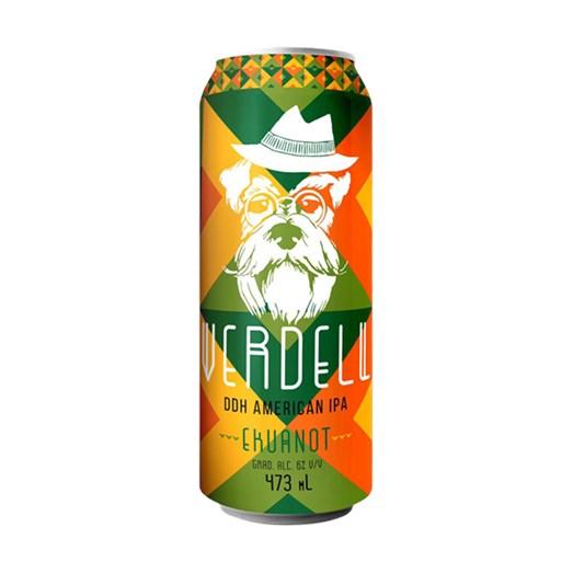 Cerveja Latido Verdell Ekuanot, 473ml