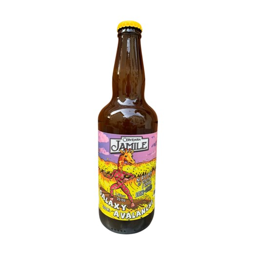 Cerveja Low Carb Jamile Galaxy Avalanche, 500ml