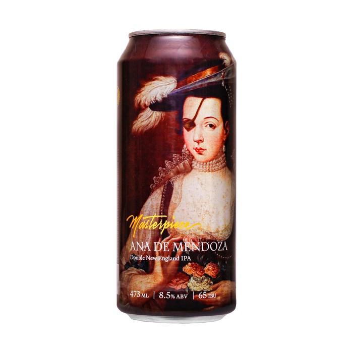Cerveja Masterpiece Ana de Mendoza, 473ml