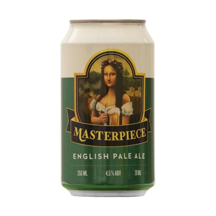 Cerveja Masterpiece English Pale Ale, 350ml