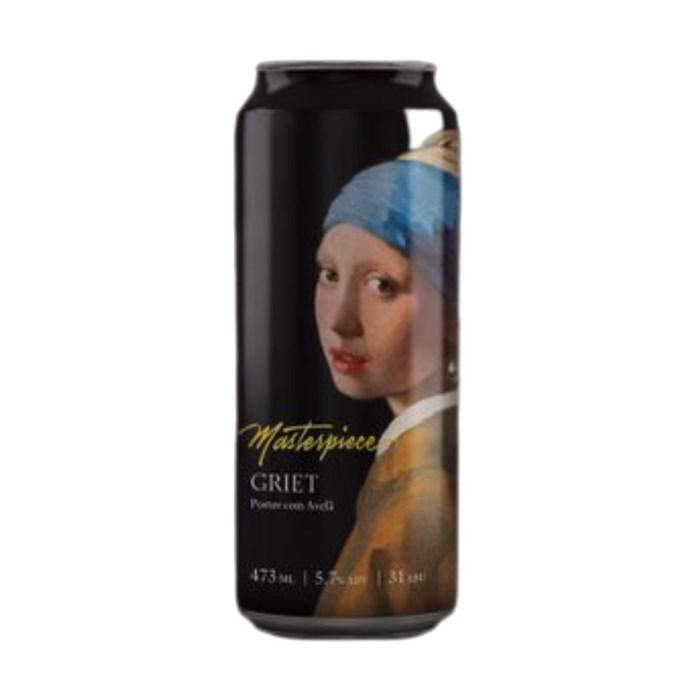 Cerveja Masterpiece Griet, 473ml