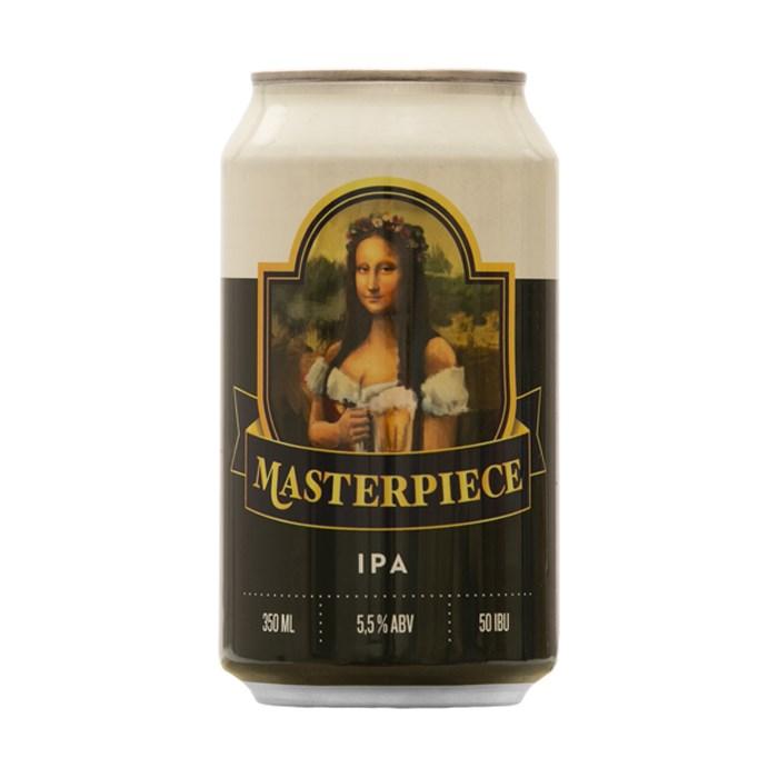 Cerveja Masterpiece IPA, 350ml
