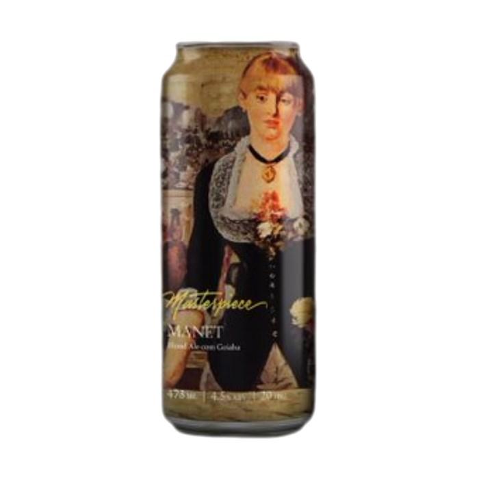 Cerveja Masterpiece Manet, 437ml