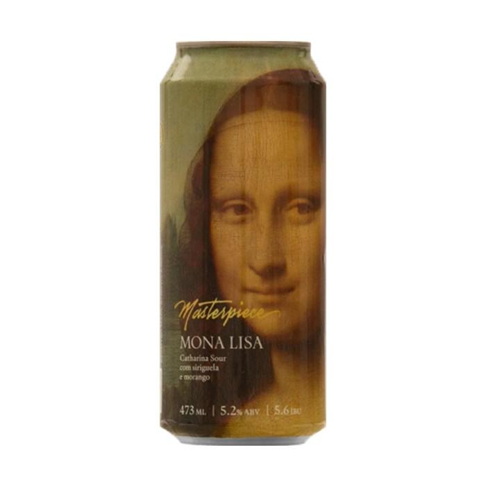 Cerveja Masterpiece Mona Lisa, 473ml