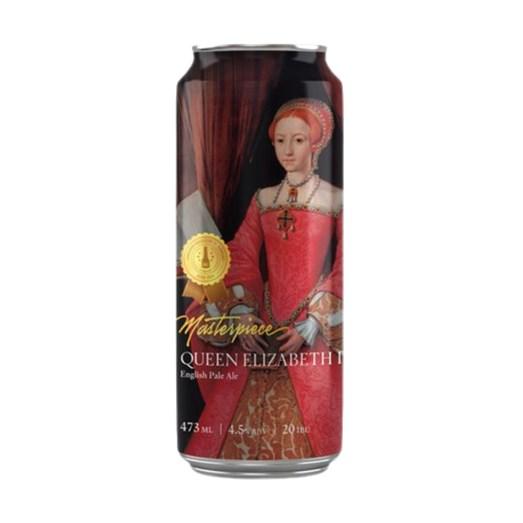 Cerveja Masterpiece Queen Elizabeth I, 473ml