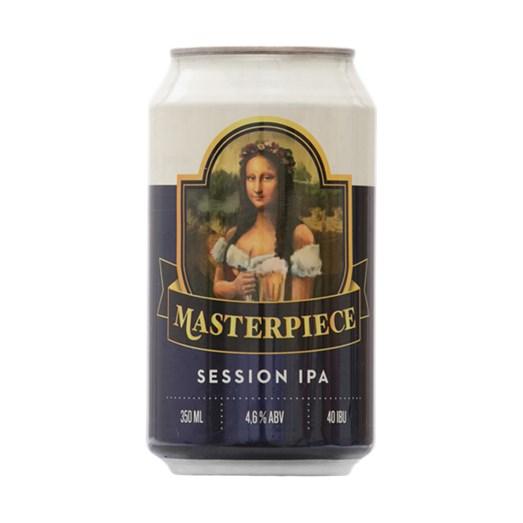 Cerveja Masterpiece Session IPA, 350ml