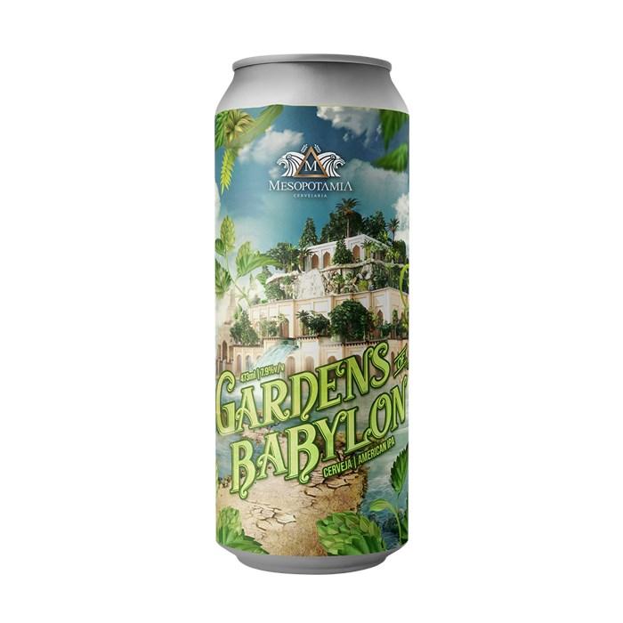 Cerveja Mesopotamia Gardens of Babylon, 473ml