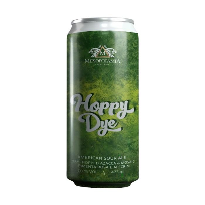 Cerveja Mesopotamia Hoppy Dye, 473ml