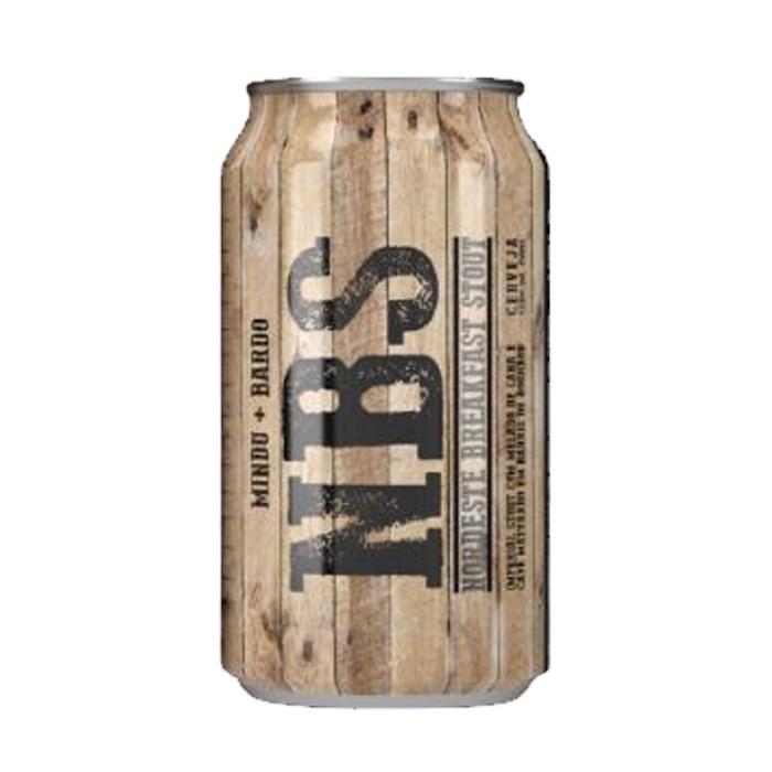 Cerveja MinduBier e Bardo NBS 2021, 350ml