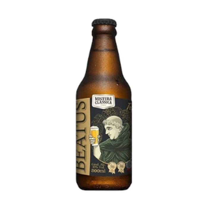 Cerveja Mistura Clássica Beatus Tripel, 500ml