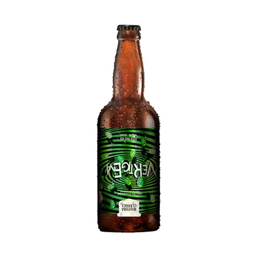 Cerveja Mistura Clássica Vertigem, 500ml