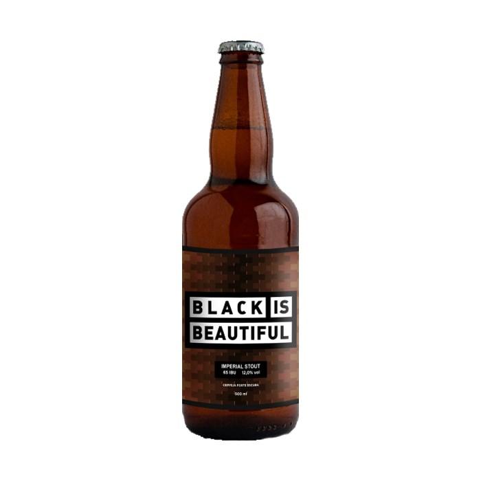 Cerveja Mito Black Is Beautiful, 500ml