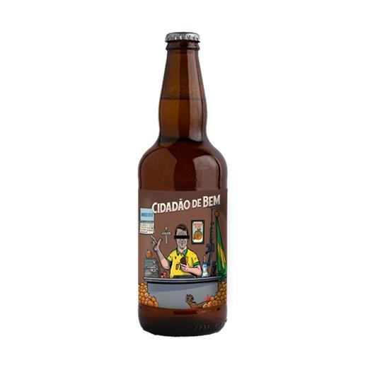 Cerveja Mito Cidadão de Bem #1, 500ml