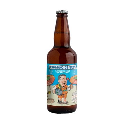 Cerveja Mito Cidadão de Bem #3, 500ml