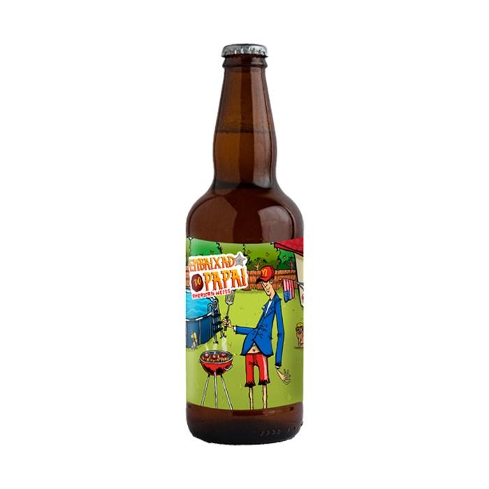 Cerveja Mito Embaixada do Papai, 500ml