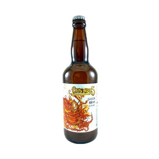 Cerveja Motim Canudos, 500ml