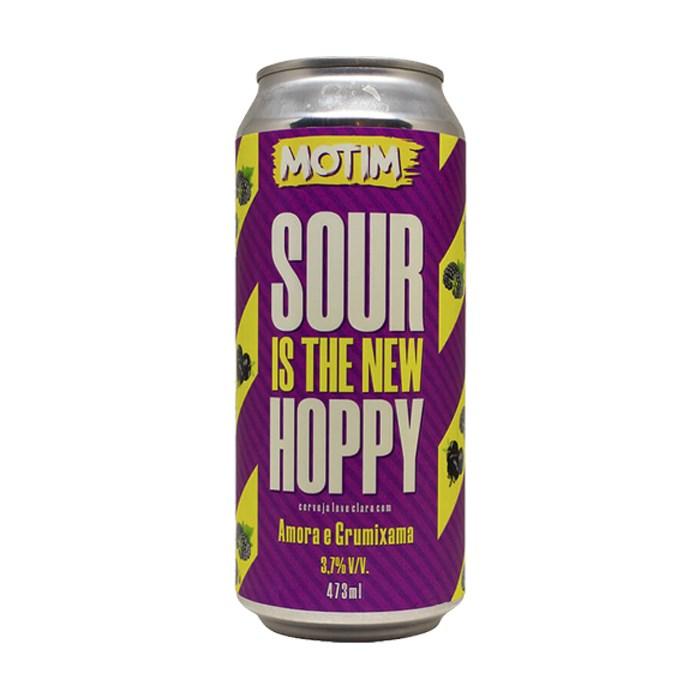 Cerveja Motim Sour Is The New Hoppy Amora E Grumixama, 473ml