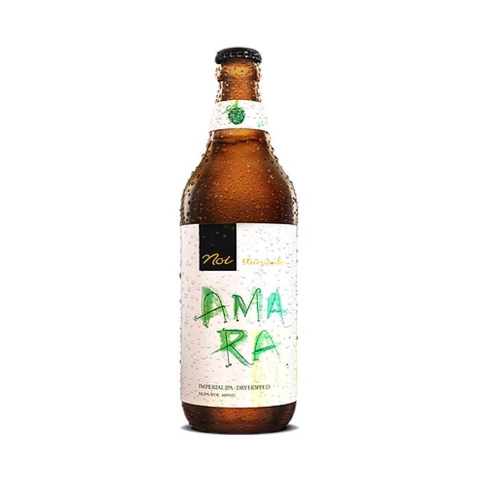 Cerveja Noi Amara, 600ml