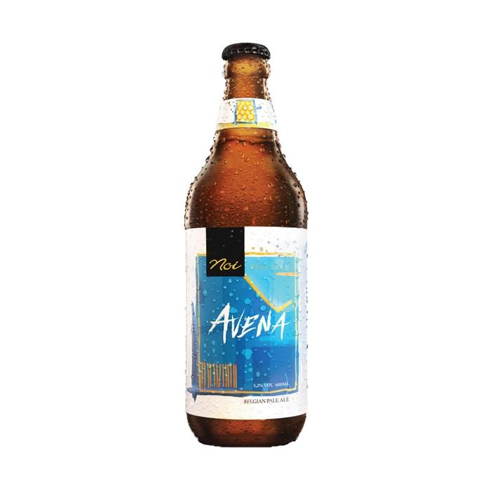 Cerveja Noi Avena, 600ml