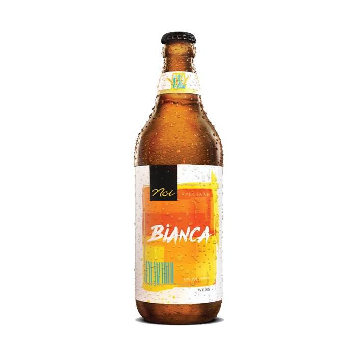 Cerveja Noi Bianca, 600ml