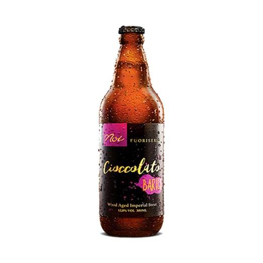 Cerveja Noi Cioccolato Barile, 300ml