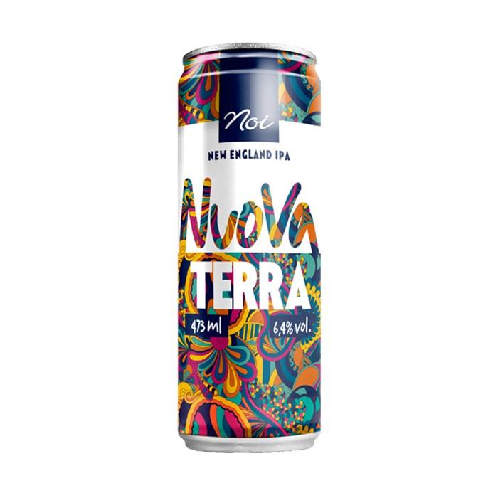 Cerveja Noi Nuova Terra, 473ml