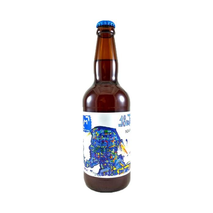 Cerveja O Motim 18 do Forte, 500ml