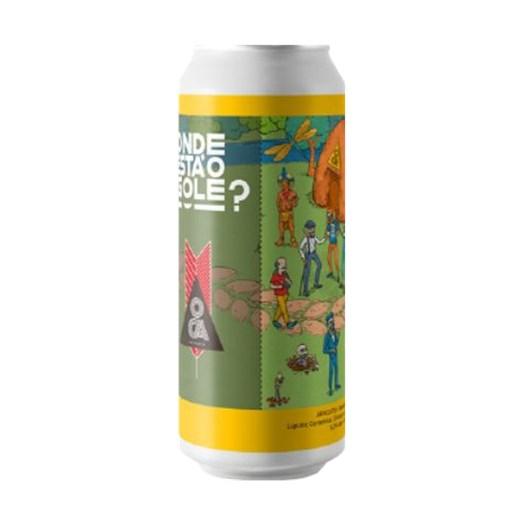 Cerveja OCA Onde Está o Gole? - Aracatu, 473ml