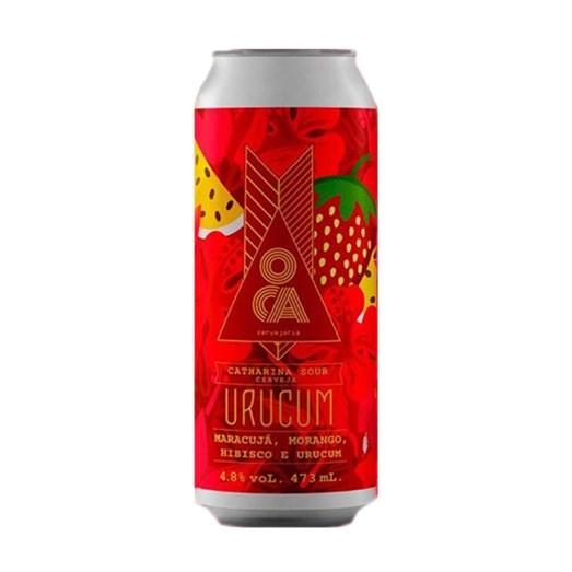 Cerveja OCA Urucum, 473ml