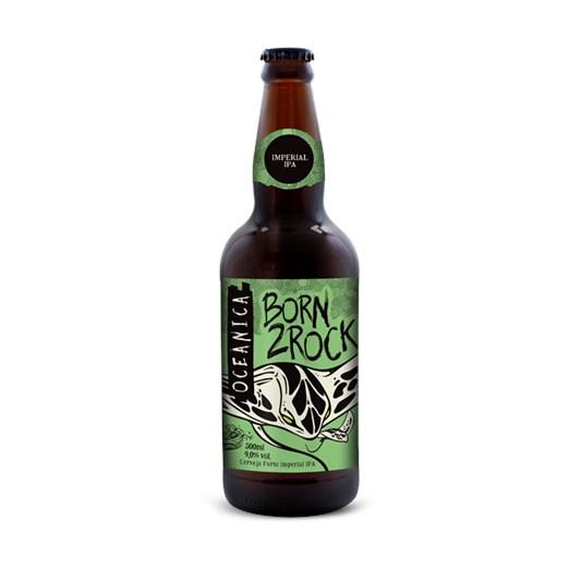 Cerveja Oceânica Born 2 Rock, 500ml