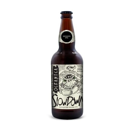 Cerveja Oceânica Slow Down, 500ml