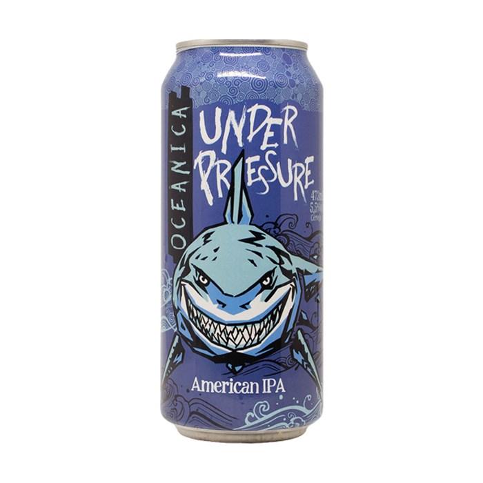 Cerveja Oceânica Under Pressure, 473ml