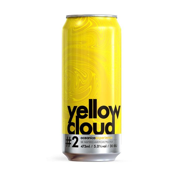 Cerveja Oceânica Yellow Cloud London III, 473ml