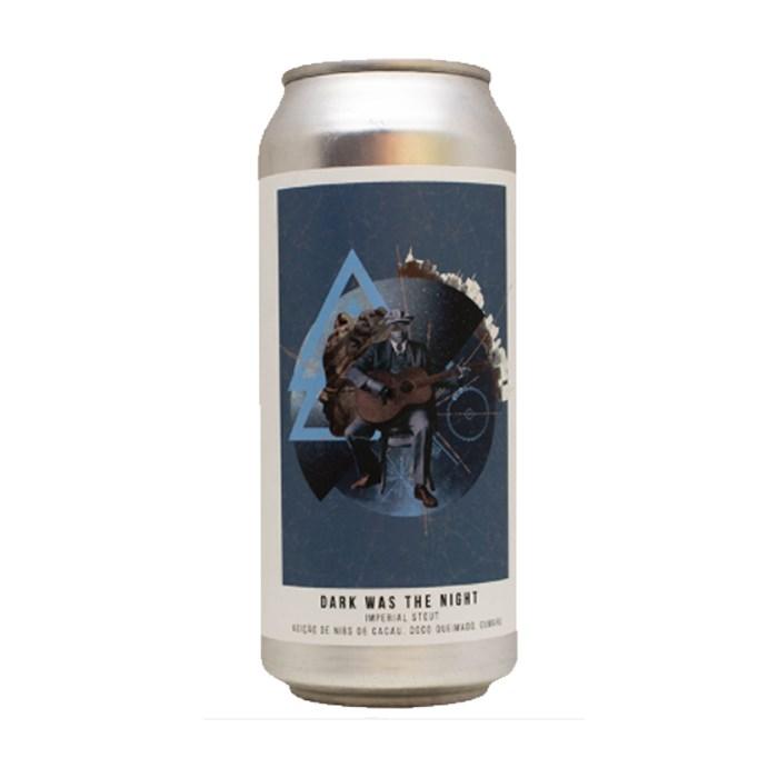 Cerveja Octopus Dark Was The Night, 473ml