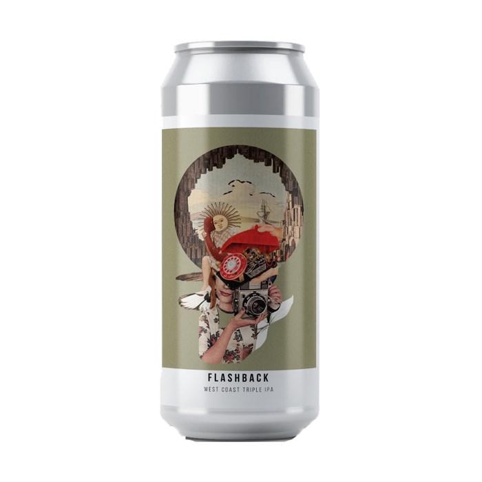 Cerveja Octopus Flashback, 473ml